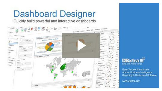 Video Dashboard Designer