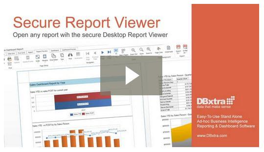 Report Desktop Viewer Video