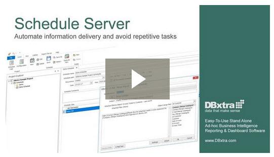 Schedule Server Video